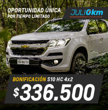 Chevrolet S10 Cabina Doble