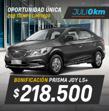 Chevrolet Prisma Joy LS+
